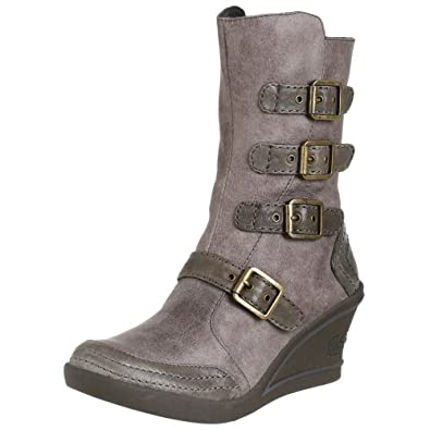 Jump Women's Secret Boot,Coal,10 M