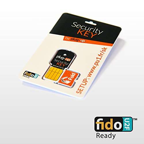 Read About FIDO U2F Security Key