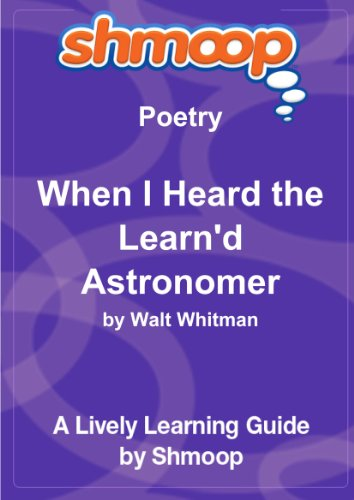 astronomy poem walt whitman - photo #26