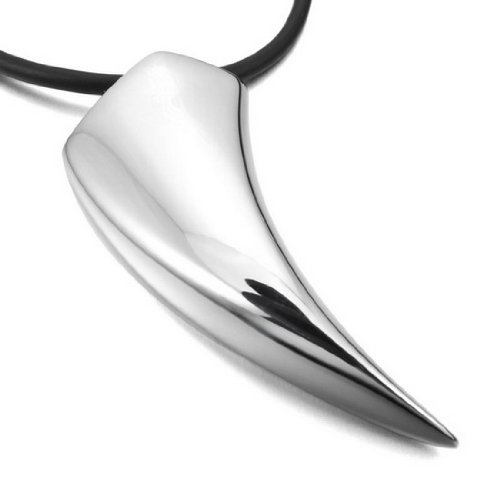 JBlue Jewelry men's Stainless Steel Pendant Necklace