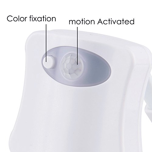 Maikehigh Motion Detection Sensor Automatic Led Light