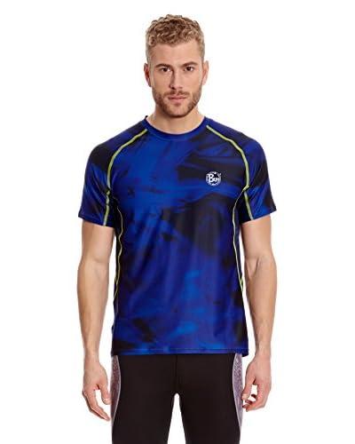 Buff Camiseta Manga Corta Tritton Azul Oscuro