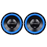 2) New Hifonics Zw12D4 Car Audio Zeus 12