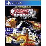 Pinball Arcade Season 2 (PS4) (UK IMPORT)