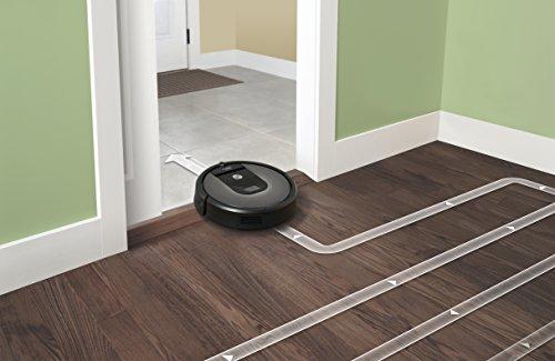 iRobot Roomba 960 Robotic Vacuum Cleaner by iRobot