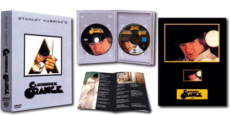 Clockwork Orange - Collector's Box