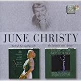 Ballads For Night People/The Intimate Miss Christy: TWO ON ONE;TWO ALBUMS ON ONE CDby June Christy