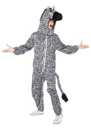 Men's Zebra Costume