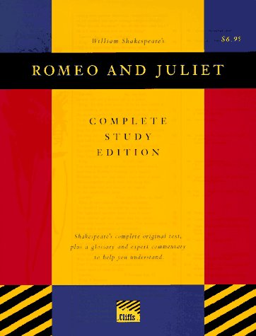 Romeo and Juliet (Cliffs Complete Study Editions)