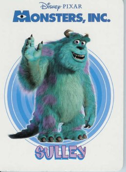 Monsters ,Inc Sulley