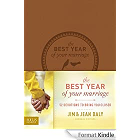 The Best Year of Your Marriage: 52 Devotions to Bring You Closer (English Edition)