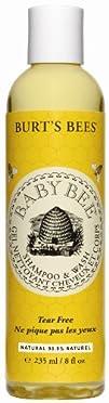 Baby Bee Shampoo   Wash  8 oz  Liquid
