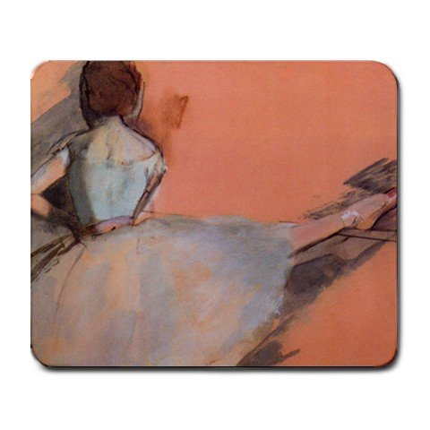Dancer at the Bar By Edgar Degas Mouse Pad