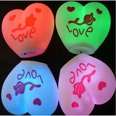 Wohai Gadget Mall - I Love You Design Colorful Led Night Light