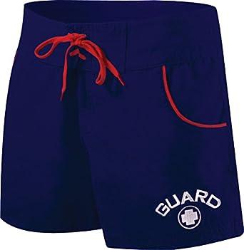 TYR Women's Guard Shorts Navy XS SDGF5A