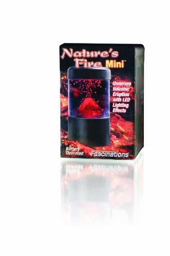 Fascinations Nature'S Fire Mini Interactive Sculpture