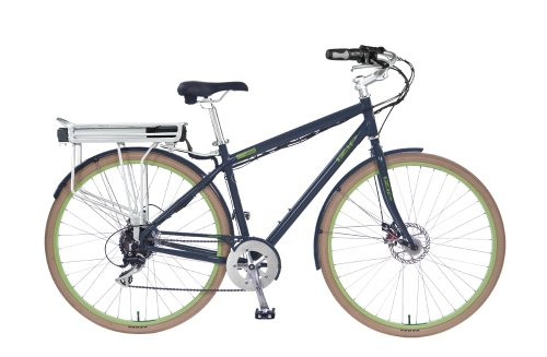 IZIP E3 Path - Mens Electric bicycle - Grey