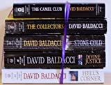 img - for The Camel Club, The Collectors, Stone Cold, Divine Justice, Hell's Corner (Camel Club complete series) book / textbook / text book