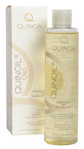Quinoa Quinoil Olio Bagno 250ml