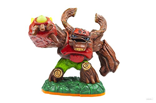 Skylanders Giants LOOSE Giant Figure Tree Rex Includes Card Sticker and Online Code - 1