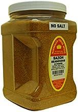 Marshalls Creek Spices Family Size Sazon with Annatto No Salt Seasoning 44 Ounce