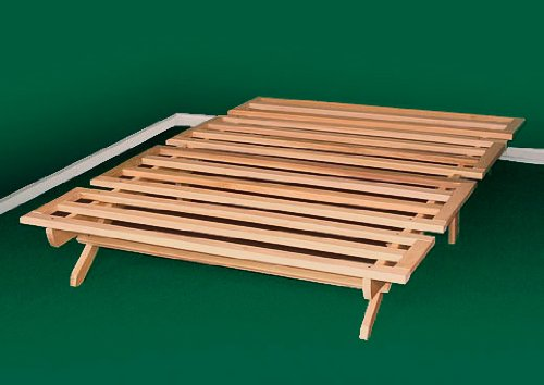 Full Size Fold-A-Bed – Compact Bed Frame image
