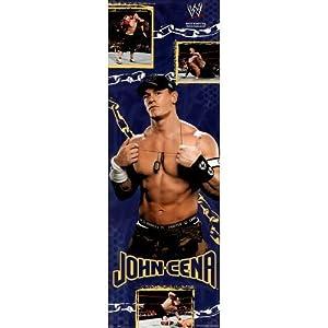 John Cena WWE Legend 21x62 DOOR POSTER Door Poster Print, 21x62
