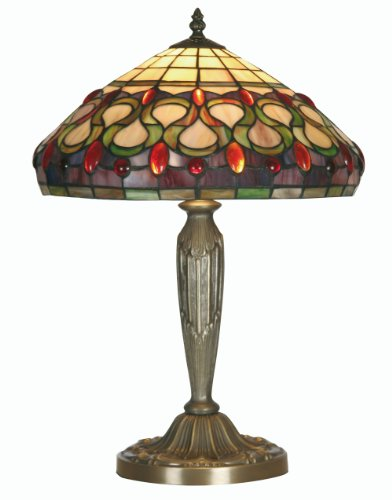 Oberon Tiffany Table Lamp