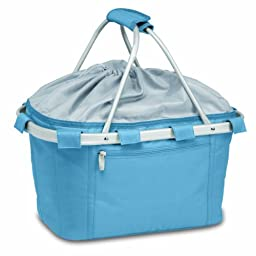 Picnic Time Metro Insulated Basket, Sky Blue
