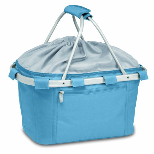 Picnic Time Metro Insulated Basket, Sky Blue