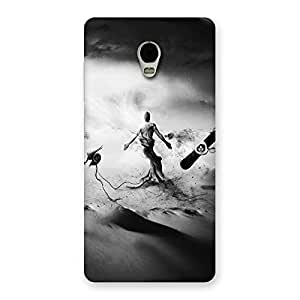 Ajay Enterprises Grea Art Creatuvity Back Case Cover for Lenovo Vibe P1