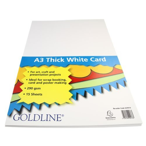 goldline-a3-thick-card-white-pack-of-15