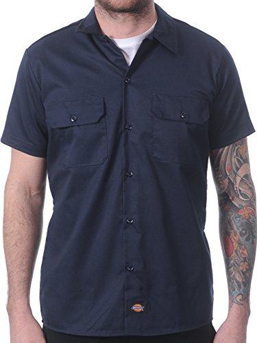 camisa-de-trabajo-dickies-slim-dark-azuloscuro-xl-azuloscuro