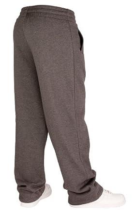 Urban Classics Loose-Fit Ladies Sweatpants TB078-1, size:xs;color:charcoal