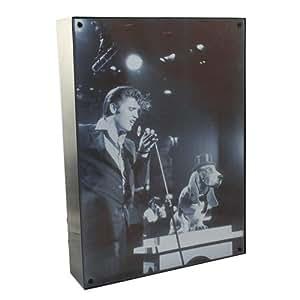 Elvis presley hound dog light box home - Lightbox amazon ...