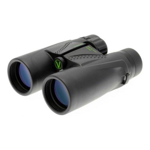 Visionary 12X42 Wetland Binoculars Waterproof Rubber Armoured Black [H112102]