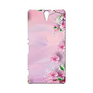 BLUEDIO Designer Printed Back case cover for Sony Xperia C5 - G4102