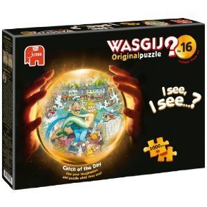 Wasgij Original 16 - Catch of the Day 1000 Piece Jigsaw Puzzle