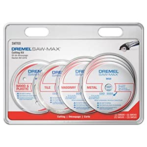 Dremel SM700 Saw-Max Cutting Kit, 7-Piece at Sears.com