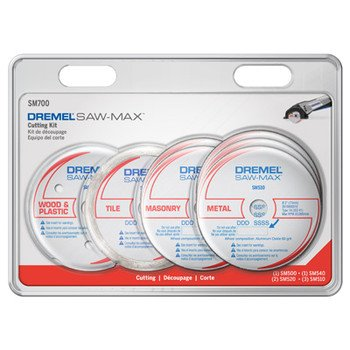 Dremel SM700 Saw-Max Cutting Kit, 7-Piece