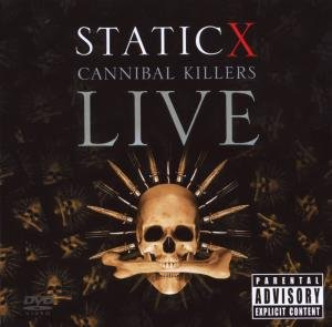 Static-X - Cannibal Killers Live (CD/DVD) - Zortam Music