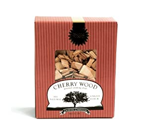 Charcoal Companion Cherry Wood Gourmet Smoking Chips