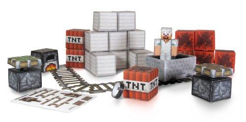 Minecraft-Papercraft-Set