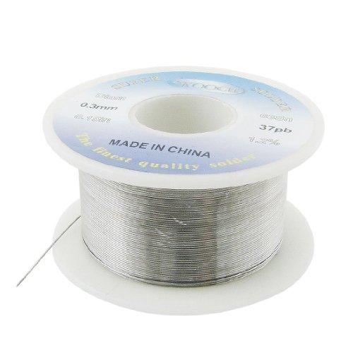 Efuture(Tm) 10M 0.3Mm Tin Lead Rosin Core Solder Soldering Wire Reel +Efuture'S Nice Keyring
