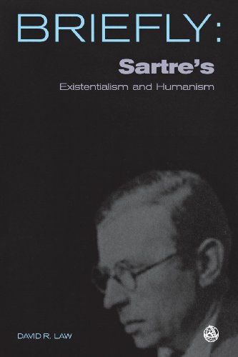 Sartre's Existentialism and Humanism (SCM Briefly)