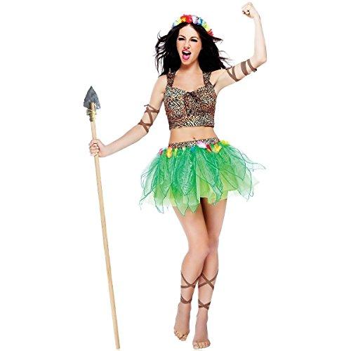 Jungle Girl Costume