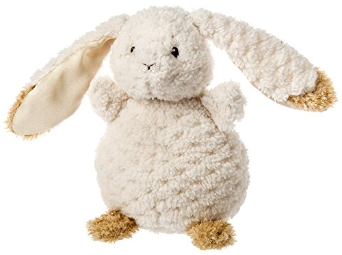 Mary Meyer Oatmeal Bunny Rattle - 1