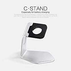 Nillkin C. Stand for Apple Watches Especially for battery charging - Black