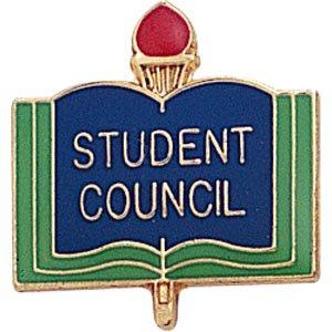 Student Council Lapel Pins (10-Pack)