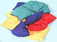 Bean bags bag of 12 school colours 03410 by Abbey Corinthian Games Co.